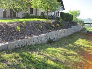 Außenmauer Sommerberg